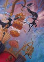 Faerie Aerie by RalphHorsley