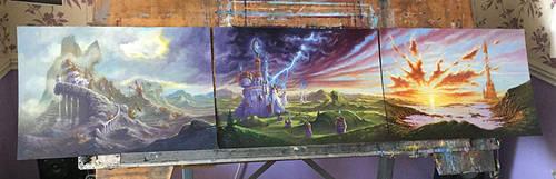 Urza's Panorama by RalphHorsley
