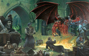 Realms of Sorcery by RalphHorsley