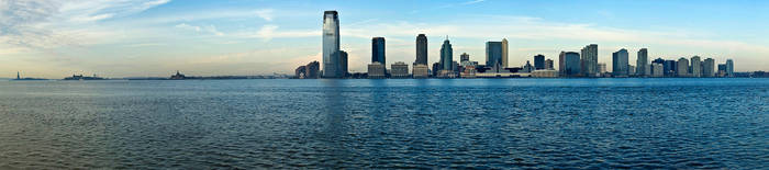 The Hudson River by AlanSmithers