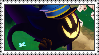 Mailman Snatcher Stamp by DrawingStar12