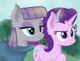 Why are you so strange look at us by StarlightGlummer