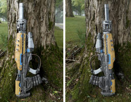 Stranger's Rifle - Finished by Suoitnev