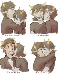 Kiss Meme by Night-of-Void