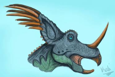 Dinospeedpaint3 by Kalilak11