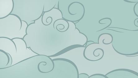 Cloud Background (MLP Vector) by Clockwork2