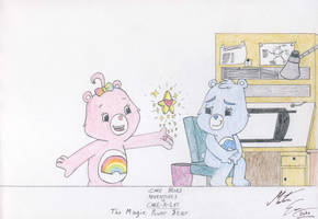 Care Bears - The Magic Power Star by MortenEng21