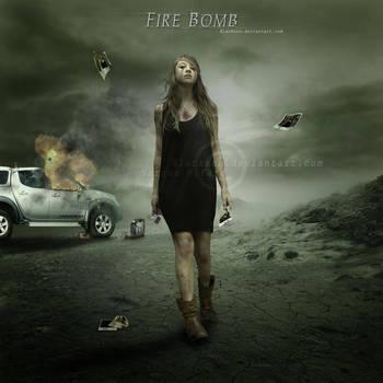 Fire Bomb by NarsisBlack