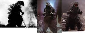 Godzilla by GodzillaKing