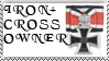 ironcross owner stamp by KarenGriff