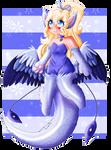 Fluffy Ryuu by AngelKitty1708