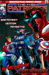 In the Grip Cover by War-Patriot