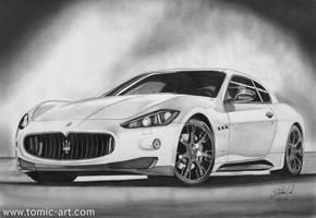 Maserati GT by Tomdal