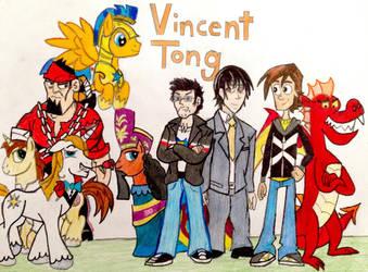 Vincent Tong (updated) by BravoKrofski