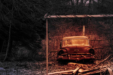 Rusted by Paganee