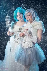 Sparkle the Winter Sprite - Original cosplay #4 by TwiSearcher85