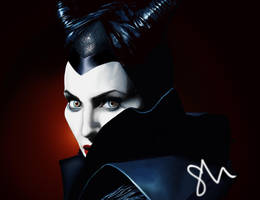 Maleficent (fanArt) by SundramN