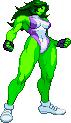 She Hulk by steamboy33