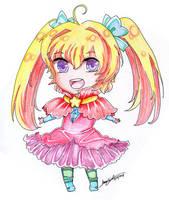 cutie random Mahou Shoujo by ama-chii