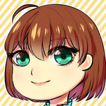 chibi icon-500x500SampleF by ama-chii