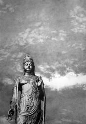 Bodhisattva by paullung