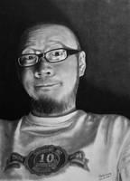 self portrait. by paullung