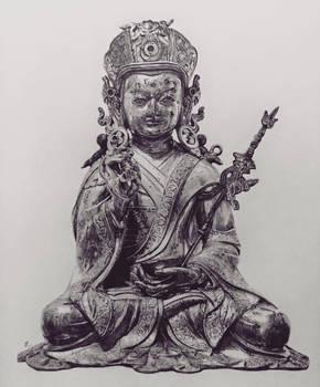Padmasambhava by paullung