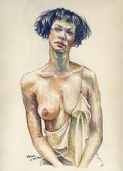 A figure by paullung