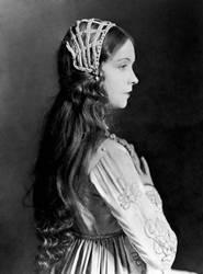 Vintage Stock - Lillian Gish2 by Hello-Tuesday