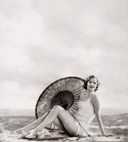 Vintage Stock - Umbrella by Hello-Tuesday