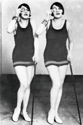 Vintage Stock - Dolly Sisters4 by Hello-Tuesday