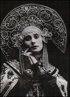 Vintage Stock - Anna Pavlova by Hello-Tuesday