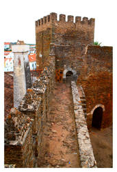 Alandroal Castle II by FilipaGrilo