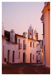 Monsaraz Old Street III by FilipaGrilo