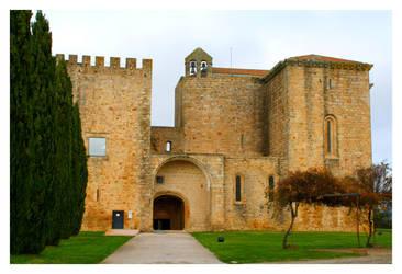 Flor da Rosa Monastery by FilipaGrilo