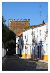 VILA  VICOSA OLD STREET by FilipaGrilo