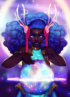 AFRO-FUTURISM by ChiCaGos