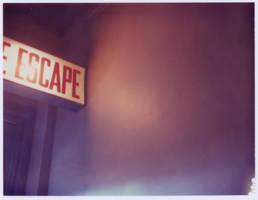 Escape. by silversmith