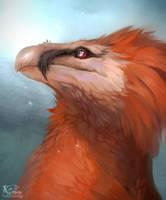 griffin by Keyanar-Red