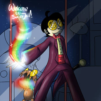 Welcome To Superjail! by Lbat1901