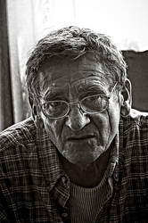 Old man by tozer