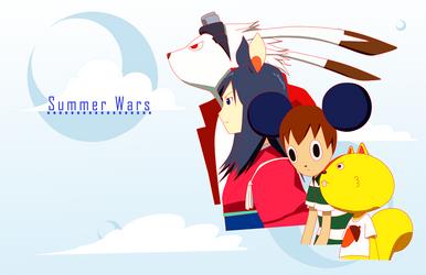 Summer Wars by akiko-paradise