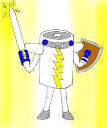 Battery Sword by Jesusclon