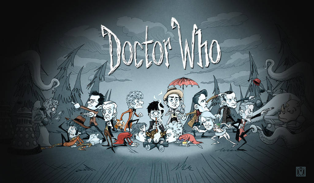 Doctor-who-don't-starve by Dawid-B