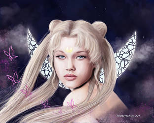 Sailor Moon by Imperfectum-Paranoid
