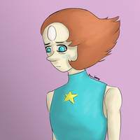 Sad Pearl by TakaTheSquirrel