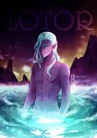 Lotor The Half Blood Prince. by shevoj