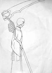 Undertaker WIP by Stitchpunk89