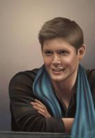 Draw Jensen art by vongue