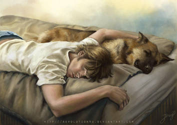 Sleep warm by vongue